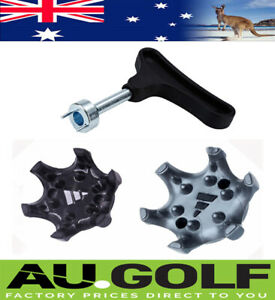 Pack Spikes / Cleats PINS SYSTEM for Adidas, Footjoy & Puma - AU seller