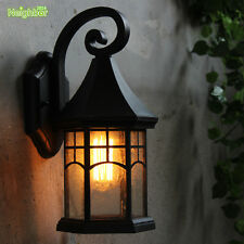 new outdoor wall lamp waterproof creative wall light courtyard balcony staircase