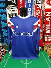 Maglia Calcio Adidas Vintage anni 80s Shirt Trikot Camiseta Maillot Jersey