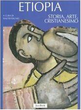 Etiopia. Storia, arte, cristianesimo - [Jaca Book]