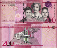 DOMINICAN REPUBLIC 200 Pesos, 2016, P191c, UNC