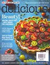 DELICIOUS MAGAZINE * JULY 2018 * BRAND NEW MINT saveur food & wine