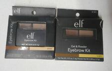2 kit lot ELF (Eyes Lips Face) STUDIO EYEBROW KIT 81301 LIGHT unsealed NIP
