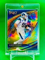 Aaron Donald 2019 Panini Select FIELD LEVEL Tie-Dye/25 SSP Ram eBay 1/1