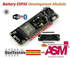 ESP32 ESP-32 ESP32S WiFi & Bluetooth Battery ESP32 Development Tool