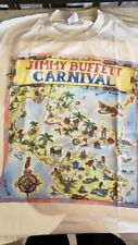 Rare Vintage Authentic Jimmy Buffett Carnival Tour 1998 ~ Xl New