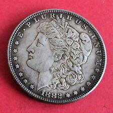 Estados Unidos 1882 Morgan Silver Dollar