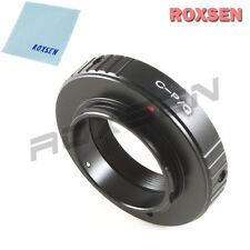 C mount 16mm Cine Film Lens to Pentax Q P/Q PQ Camera Mount Adapter Q7 Q10 Q-S1