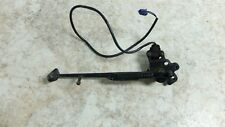 05 Yamaha YZFR YZF R 6 L 600 R6 side kick stand and mount spring assembly