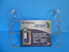 "*DOMETIC DRI-RAC 13"" DOUBLE STACK SHOWER BAR RV"