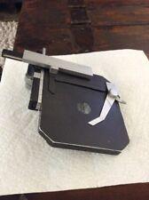 Nikon Type S Ep01 Microscope Rotating X Y Stage