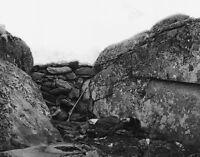 Confederate Rebel dead sniper at Gettysburg in Devil's Den 8x10 Civil War Photo