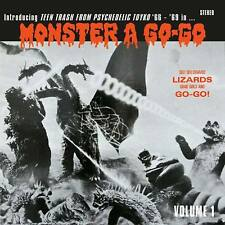 MONSTER A GO-GO TEEN TRASH FROM PSYCHEDELIC TOKYO '66-'69 VOL 1 RSD LP 2016