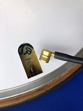 Adattatore testa pompa lenticolare ruota disco Bici Corsa Colnago derosa bianchi