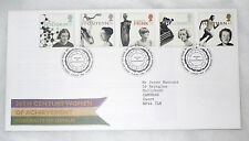 20th Century Women Of Achivement, Royal Mail First Day Cover, 1996 GB, Edinburgh