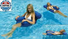 Water Chair Inflatable Swimming Pool Float Lounge Free Shipping