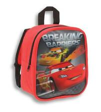 Disney CARS  Kinder 3D-Rucksack / Tasche rot 24 x 21 x 11,5 cm [NEU]