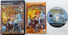 PS2 - Escape from Monkey Island (PAL version) PlayStation