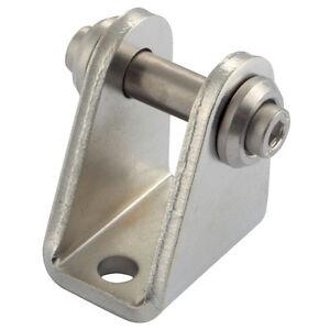 Air Pneumatic Cylinder Ram Rear Hinge Mounting 12/16mm Pk2