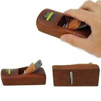 Portable Woodworking Plane Carpenters Handcraft Craft Trimming Tools Making F9P0