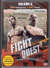 DVD FIGHT QUEST 4 (Neuf sous blister) - refA | Sport | Lemaus