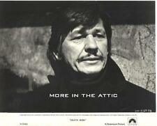 CHARLES BRONSON IS OUT FOR REVENGE IN DEATH WISH ORIGINAL FILM STILL #1
