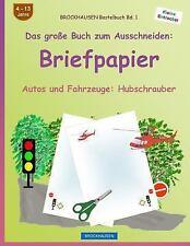 Autos und Fahrzeuge Hubschrauber: BROCKHAUSEN Bastelbuch Band 1 - das Große...