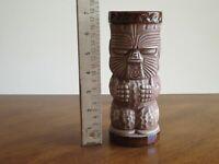Trader Dick's Hawaiian Tiki Mug Peanut John Ascuaga's Nugget Reno Japan made