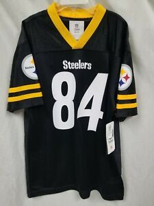 NEW Antonio Brown Jersey Youth XL 14-16 NFL Team Apparel Pittsburgh Steelers