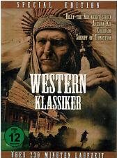 Western Klassiker (DVD) Spezial Edition Holzbox 4 Filme - NEU & OVP