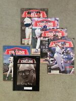 Chicago Cubs Vineline - Lot of 6 - 1997 & 1998 - Many Classic Covers!!!