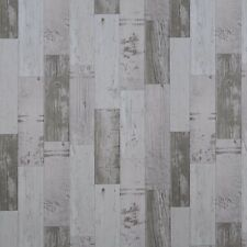 Aktion ! Shabby Wood Papier Tapete AS 30478-1 creme grau braun 10m Rolle