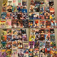 Huge Job Lot Of 500 Comics (Marvel, DC And Indies) Excellent Deal!! REDUCED!!