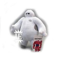 BIG HERO 6 BAYMAX PELUCHE 20 CM plush robot doll marvel pupazzo personaggi nuovo