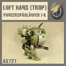 NNN AX721  LUFT HANS  - DUST 1947