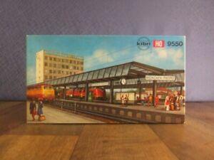 "Kibri HO 9550 Railway Platforms ""MÜNCHEN-PASING"""