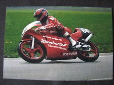 Photo Honda 125 1990 #64 Taru Rinne (GBR) Dutch TT Assen