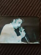 Elvis performing at a 1956 concert  Post Card
