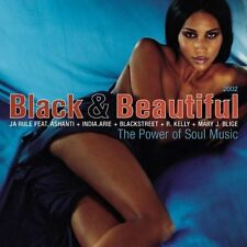 Black & Beautiful 2002-the power of soul music oui rule feat. Ashanti, [double CD]