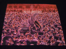 Jaguares El Primer Instinto RARE T SHIRT SIZE ADULT XL LOOK  MEXICO ALTERNATIVE