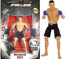 Mauricio Rua Pride 33 UFC action figure NIB JAKKS Pacific Series 3 NIP Brazil