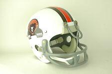 1975 WFL Memphis Southmen Suspension Football Helmet