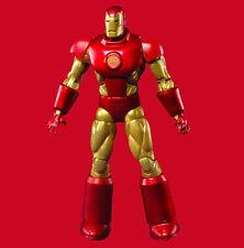"Marvel Legends Universe IRON MAN 6"" figure RARE unboxed, civil war, Cap America"