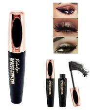 4D Silk Fiber Eyelash Mascara Black Waterproof Eye Lashes US FAST SHIPPING
