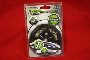 Metra Install Bay 1MG LED Strip Light 1m (Green) Water Resistant NEW SEALED #NS1
