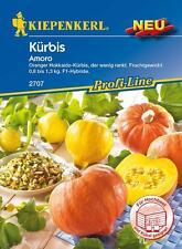 "Kiepenkerl calabaza ""Amoro"" Hokkaido poco rankend kübelgeeignet semillas, 2707"