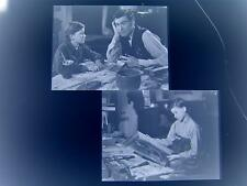 1941 RODDY McDOWALL HOW GREEN WAS MY VALLEY 4 NEGATIVE LOT 400C