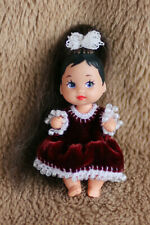 for Krissy doll Royal velvet outfits clothes Barbie baby