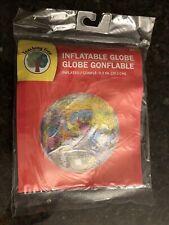 Inflatable World Globe