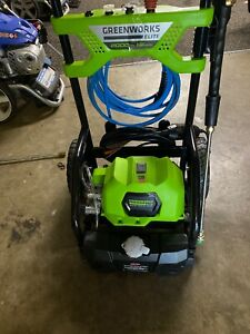 Electric Pressure Washer 2000 PSI Water-Resistant Universal Motor Convenient